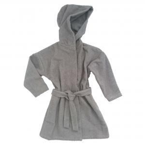 Bath robe grey