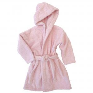 Bath robe pink