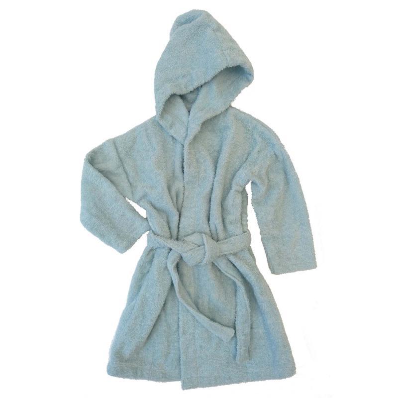 Bath robe sapphire