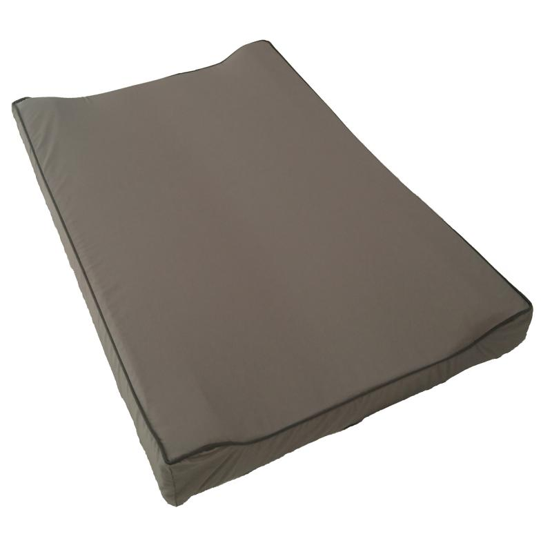 Changing pad grey