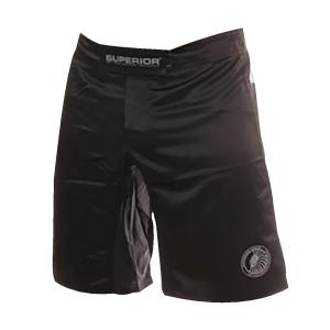 Superior Wear MMA Shorts Original MMA svart