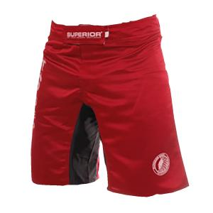 Superior Wear MMA Shorts I Collect Scars röd