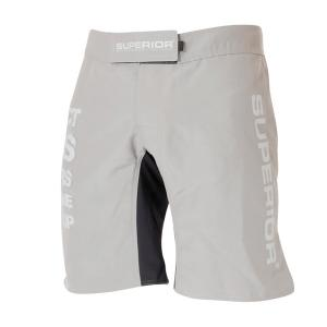 Superior Wear MMA Shorts I Collect Scars grå