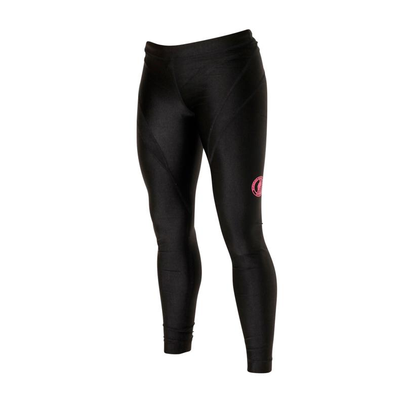 Superior Wear Compression Tights G2 Black/Pink
