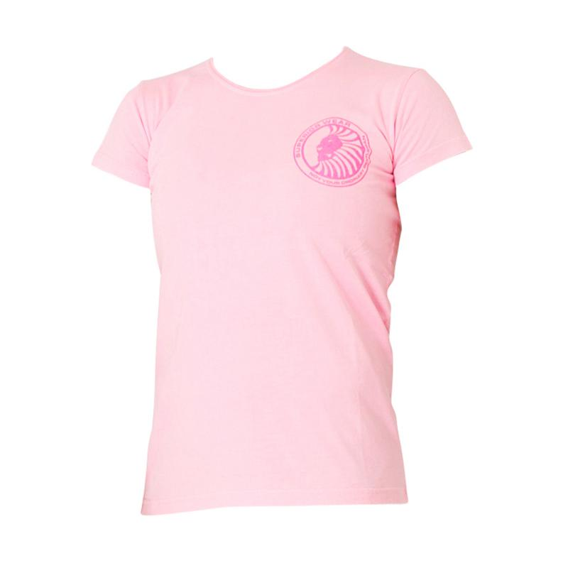 Superior Wear dam T-shirt original rosa