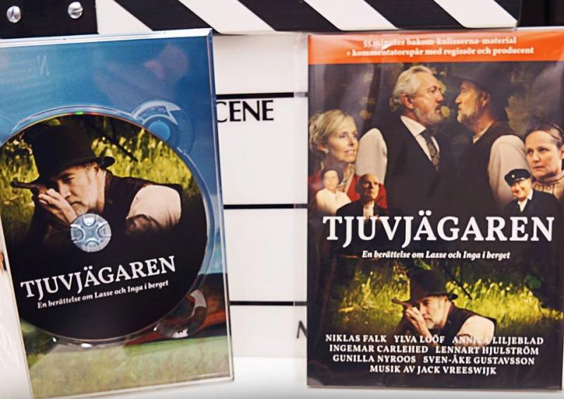 Tjuvjägaren DVD film