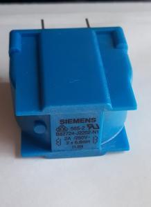Drossel 2 x 6,8 mH 2A Siemens