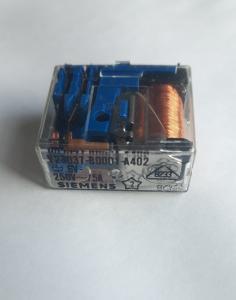 Relä Siemens 6v på spolen 250v AC 5a Normally Open SPDT Relay V23037-b0001-a402