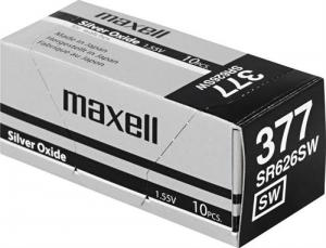 Maxell 377 10 pack