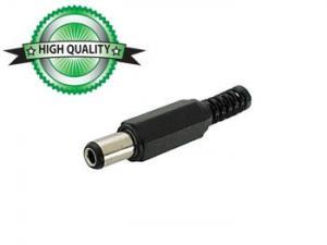 DC-plugg 2,1 mm - kort 9,5 mm