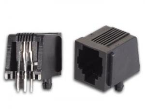 Modular RJ12 6P4C PCB