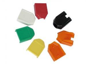 Kåpa för 8-pin modular, Röd