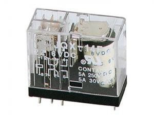 Relä 12 VDC, 2 Pol VX 5A