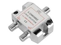 Antennsplitter, 2-Vägs