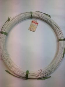 Kopplingstråd Enkarderlig 100 Meter  VIT