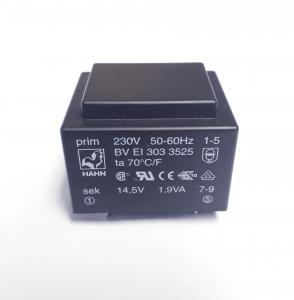 Transformator 230V Primär 14,5V sekundär