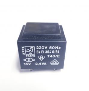 Transformator 220V Primär 15V sekundär