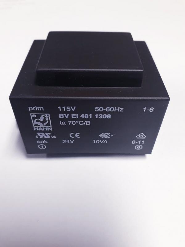 Transformator 115V Primär 24V sekundär