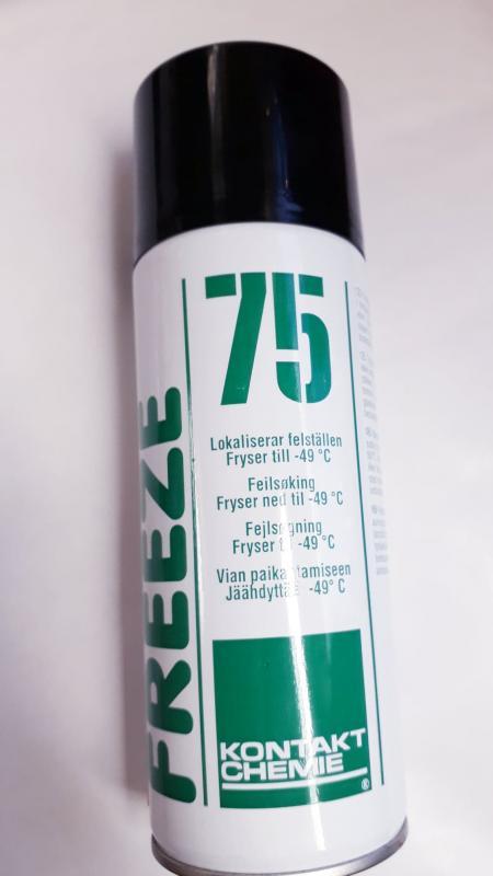Kylspray Freeze 75 400ml