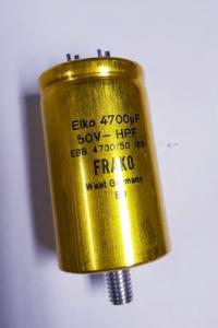 Kondensator 4700uF 50V Elko