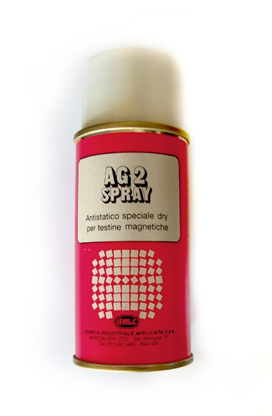 Anti-stat spray