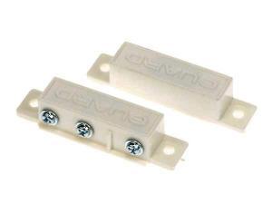 Magnetbrytare med skruvar och dubbelsidig tejp
