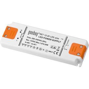 Transformator för LED-belysning, 20W