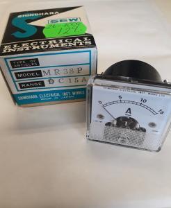 Analogt panelinstrument   NOS