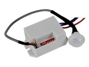 Rörelsedetektor mini PIR 12V