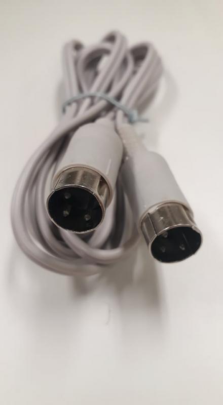 3 polig kontakt 1 Meter kabel