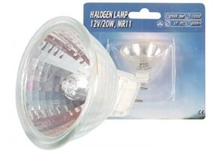 Halogenlampa 12V 20W MR-11