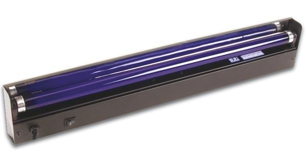 ultraviolett ljus lampa