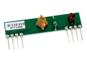 Mottagarmodul med SMD-komponenter, 433MHz, RX433N