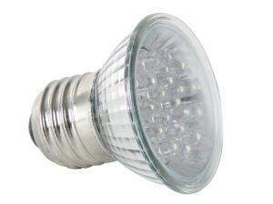 Lampa E27 Blå 240VAC