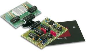Digital varvräknare, K2625