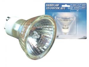 Halogenlampa 220-240V / 50W GU10