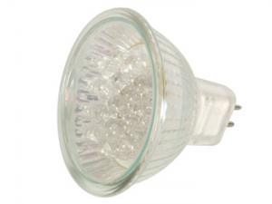 LED-lampa  MR16 Varmvit 12V / 1W