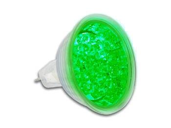 LED-lampa Grön 12V / 1,5 W