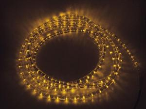 Gul LED Ropelight - 5meter