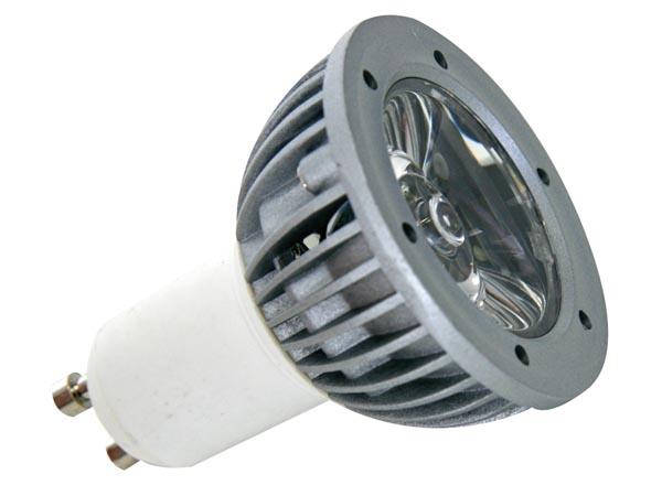 LED-lampa Varm - vit  GU10