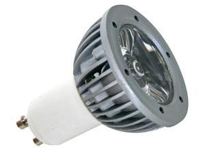 LED-lampa Varm-vit  GU10