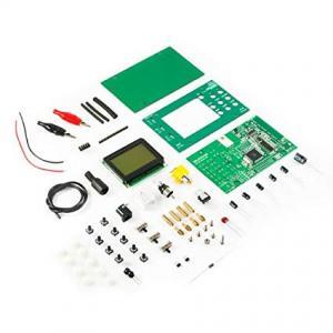 LCD Oscilloskop kit