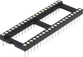 IC-Hållare 42-pin