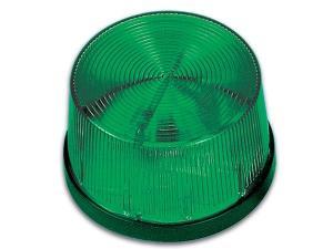 Blixtljus, Grön