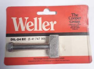 Avlödningsspets till DIL24 24mm, Weller