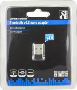 Bluetooth V4,0, nano-adapter, USB