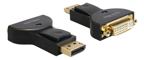 Adapter Displayport 1.1 Hane till DVI