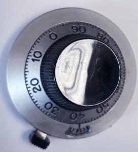 Multidial Potentiometer Spectrol Model 21  Knob