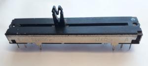 Skjutpotentiometer utan knopp 47 Kohm LIN RUWIDO