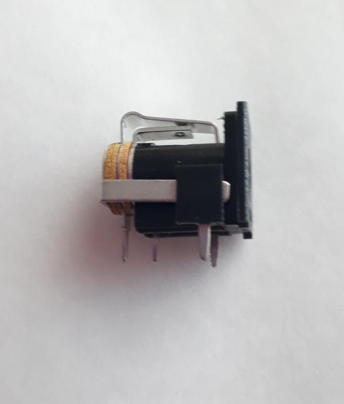 DC-jack 2,1 x 5,5mm